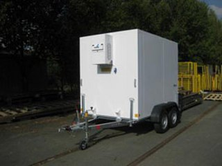 TOWABLE REFRIGERATION