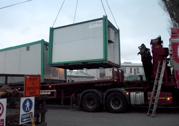 Cold Storage Unit