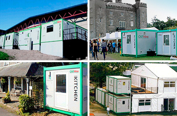 CONTAINER KITCHEN HIRE