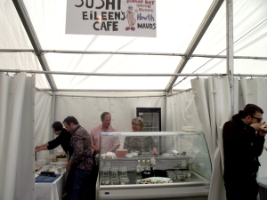 CKF Hire at the Howth Prawn Festival