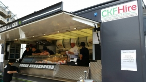 CKF Hire at Ed Sheeran Croke Park