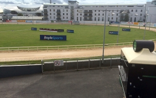 CKF hire at Shelbourne Park