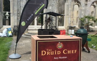 CKF Hire - Rory Moynihan, The Druid Chef