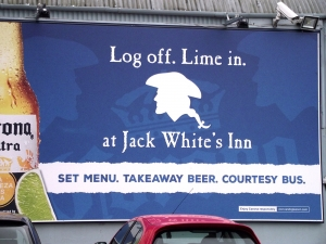 CKF Hire Jack Whites
