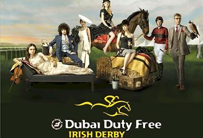 CKF Hire @ Dubai Irish Derby